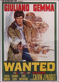 800 spaghetti westerns: WANTED...NO SOY UN ASESINO