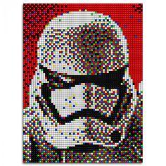 Pixel Art 4 Star Wars Stormtrooper