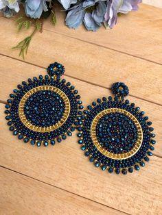 Antique Jewellery Designs, Fancy Jewellery, Stylish Jewelry, Cute Jewelry, Handmade Wire Jewelry, Earrings Handmade, Beaded Jewelry, Bohemian Jewelry, Indian Jewelry Sets