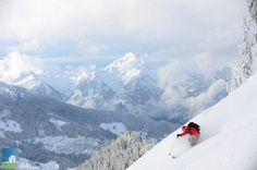 Ski Chalet in Whistler #CDNgetaway