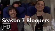 The Big Bang Theory Season 7 Bloopers Gag Reel