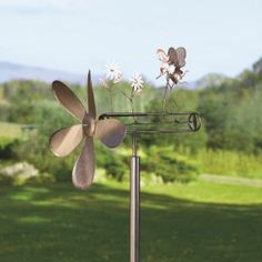 Fairy Whirligig Garden Stake - Wind Spinner Sale - SALE