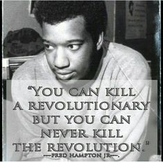 Fred Hampton Fred Hampton, Black Panther Party, By Any Means Necessary, Black History Facts, Power To The People, African Diaspora, All Black Everything, Black Pride, African History