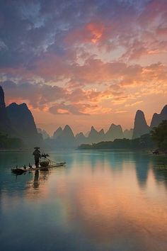 Guilin ~ so beautiful!  #China #travel