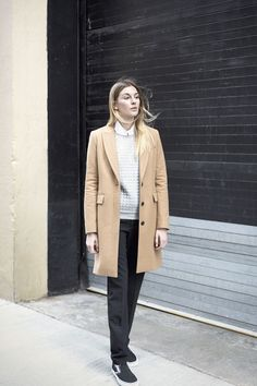Club Monaco Camille Charriere Camille over the rainbow