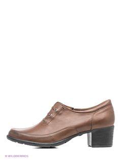 Туфли BELWEST. Цвет светло-коричневый.