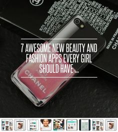 7 Awesome New Beauty and Fashion Apps Every Girl Should Have ... → Apps