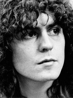 Marc Bolan (T.Rex, mid 70's)@dmvc