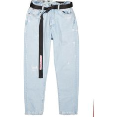 Designer Clothes, Shoes & Bags for Women Slim Fit Ripped Jeans, Torn Jeans, Men's Jeans, Cut Jeans, Cropped Jeans, Jeans Size, Mens Elastic Waist Jeans, Mens Destroyed Jeans, Blue Trousers