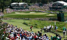 Tiger Woods Wins AT