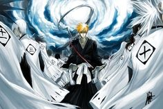The Shinigamis #Bleach
