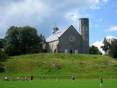 Memorial chapel, northfield mount hermon school