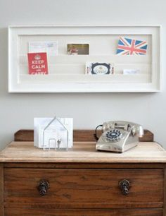 Wooden Display Board by:Rose & Grey