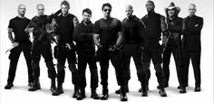 The Expendables... each one of them makes a fashion statement