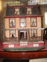 Heston Higgenbothom antique Doll House c1890