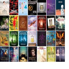 Bestseller Teen Books 96