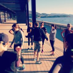 #PortHercule The sun is shining after what has been a chilly few days in MC. The guys had a thorough de-brief before the morning session then we tackled a conditioning circuit with some sneaky cardio thrown in. We certainly earned our weekend guys, enjoy ... by boostmonaco from #Montecarlo #Monaco