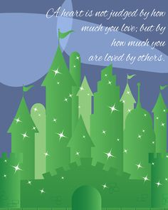 8x10 print  digital image only  emerald city by SunshineStateMomma, $3.00