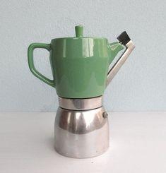 Mod Kitchen Coffee Maker Espresso maker Moka by KrissVintage