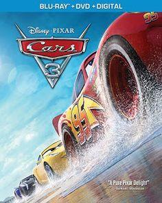 #Cars3 now on Digital, Blu-ray & 4K perfect for Christmas! #ThinkChristmas