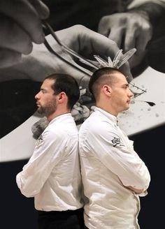 Chef Christian e Manuel Costardi  hotel-cinzia.com