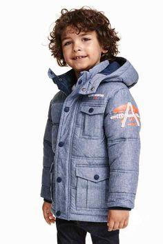 Утепленная куртка | H&M