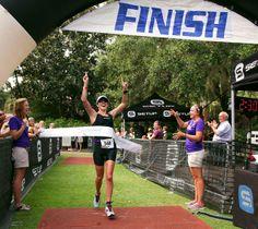 Finish like a champion!