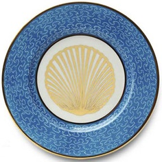 Mer Turquoise Dinnerware by Alberto Pinto | Gracious Style
