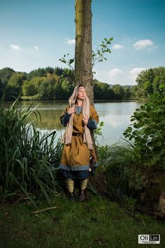 #Mittelalter #middle age #Merowinger #shooting #Portrait