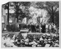 Georgia Tech 1917 Commencement