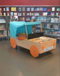 Bibliotheek kennemerwaard - jeugdafdeling