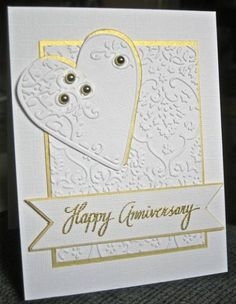 ANNIVERSARY - Homemade Cards, Rubber Stamp Art, & Paper Crafts - Splitcoaststampers.com