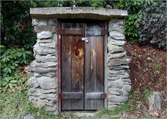 root cellar-love the doors