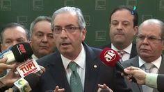 Portal Galdinosaqua: Eduardo Cunha anuncia saída do governo Dilma Rouss...