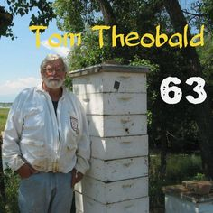 Tom Theobald is a Beekeeper from Colorado. Tom is an advocate for the bees and has been involved in the campaign to save the bees in America. NOT JUST ABOUT BEES!!! If this doesn't make you cry, then I don't know what will.... All thee toxins are killing our soil!