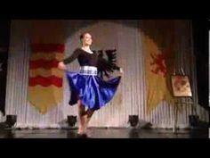 ▶ Highland dance choreography at Manila Robbie Burns Dinner - YouTube