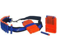 Buy Nerf N-Strike Elite Bandolier Kit at Argos.co.uk - Your Online Shop for Nerf blasters, Toys.