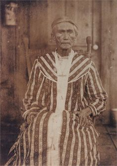 ~Henrietta Walker - Cherokee - 1915~