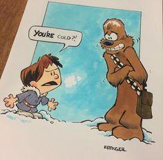 Han is so cute!