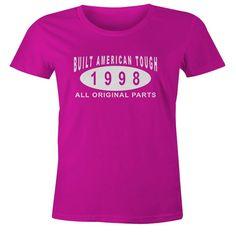 Womens 18th Birthday T-Shirt
