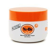 Yu-Be Moisturizing Skin Cream, Jar