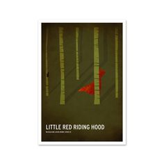 Red Riding Hood by Christian Jackson, Square Inch