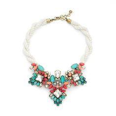 Jeweled Rope Necklace from C. Wonder on Catalog Spree