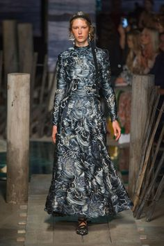 Erdem's Loyal Following Won't Be Disappointed by His Enchanting New Offering Erdem Spring/Summer 2017