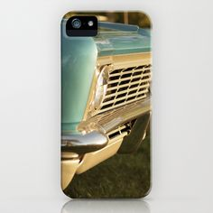 Antique Front Ends iPhone & iPod Case by SShaw Photographic - $35.00