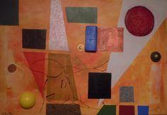 Geometrie: Tecnica mista (100x70x4) 2011
