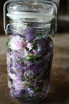 Chive Herbal Vinegar