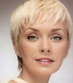 nice Several short hair with fringe ideas //  #Fringe #Hair #Ideas #Several #Short