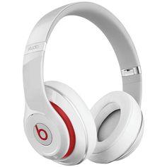Beats by Dr. Dre Studio Over-Ear Headphones. Beats by Dr. Dre Studio Over-Ear Wireless Headphones. Headphones Online, Studio Headphones, Running Headphones, White Headphones, Music Headphones, Noise Cancelling Headphones, Bluetooth Headphones, Over Ear Headphones, Shopping