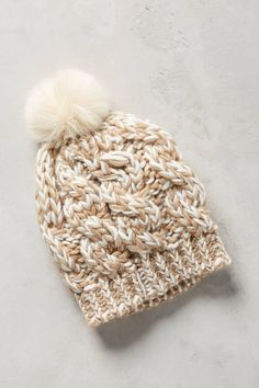 Pommed Conway Beanie